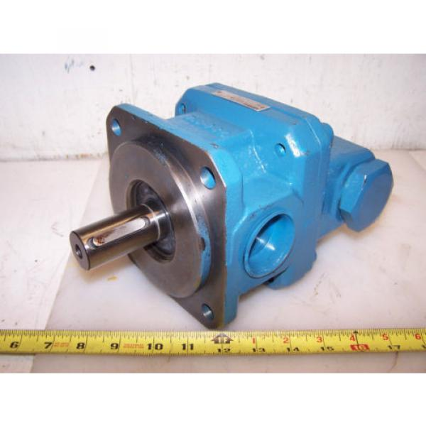Origin Ethiopia  VICKERS INTERNAL HYDRAULIC GEAR PUMP 255 ML/HR MODEL GPA3-25 EK2-30R #1 image