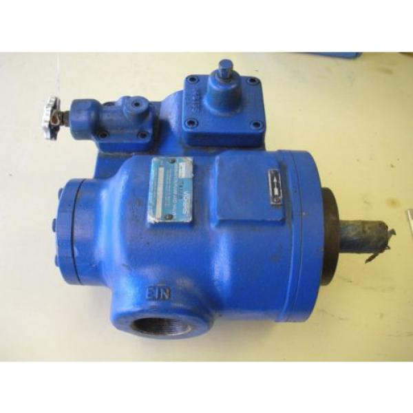 Vickers Andorra  Hydraulic Combination Pump amp; Valve VC-1380-6-230B5 #1 image