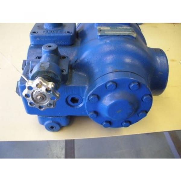 Vickers Andorra  Hydraulic Combination Pump amp; Valve VC-1380-6-230B5 #2 image