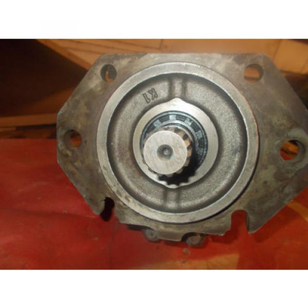 Case Uruguay Excavator Vickers Hydraulic Gear Pump S516537 #2 image