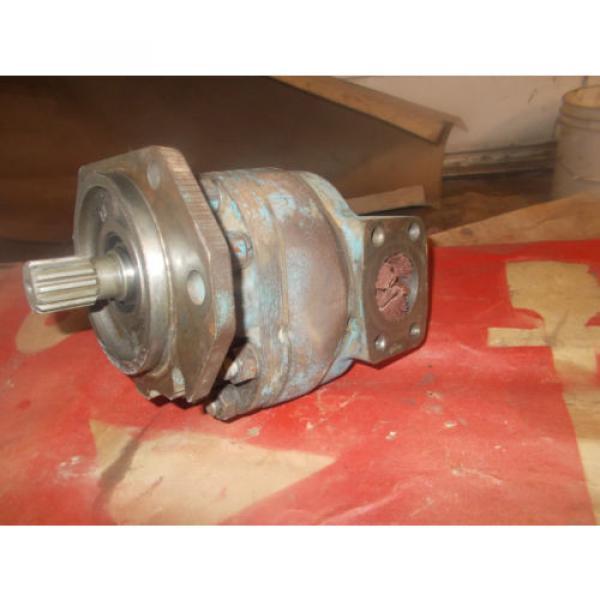 Case Uruguay Excavator Vickers Hydraulic Gear Pump S516537 #4 image