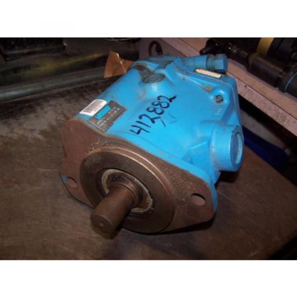 Origin Cuinea VICKERS VARIABLE DISPLACEMENT HYDRAULIC AXIAL PISTON PUMP PVB20-RS-20-CM-11 #1 image