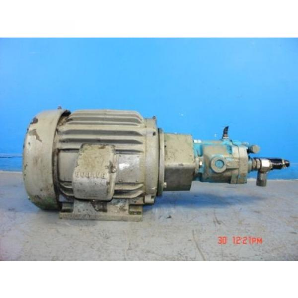 Sperry Oman  Vickers Hydraulic Pump Model: E5J S/N: PVB10-RSY-30-CM-11/10 #1 image