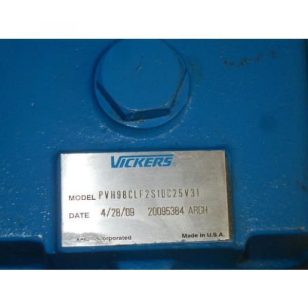 VICKERS Liechtenstein PVH98CLF2S10C25V31 Origin HYDRAULIC PUMP PVH98CLF2S10C25V31 #2 image