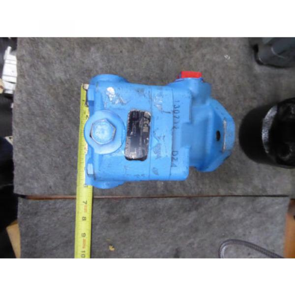 Origin Samoa Eastern  EATON VICKERS VANE PUMP V20NF-1P9T-138C5O-22-045LH POWER STEERING PUMP #1 image