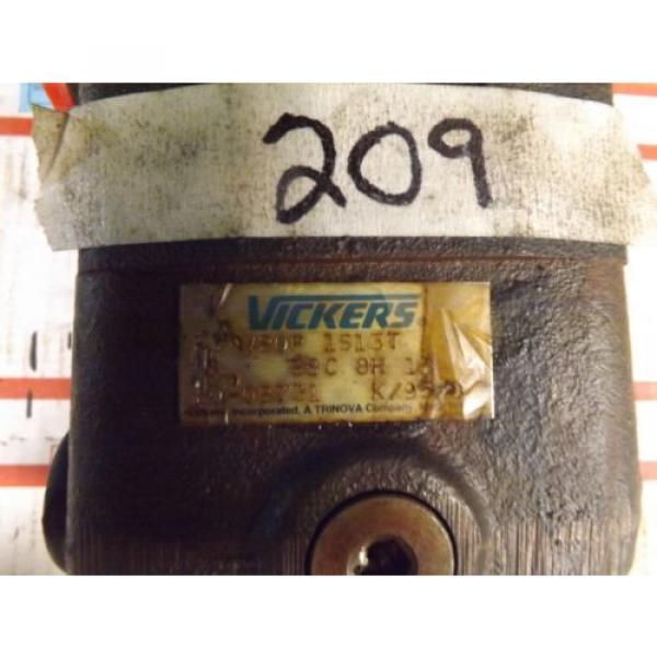 Vickers CostaRica R3 V20P 1S13T 10-02731 Hydraulic Pump #3 image