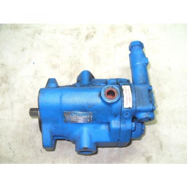 1 Bulgaria origin Vickers 02341644 Pvq13-A2R-Se3S-20-C14-12 Piston Pump X9-2 #1 image