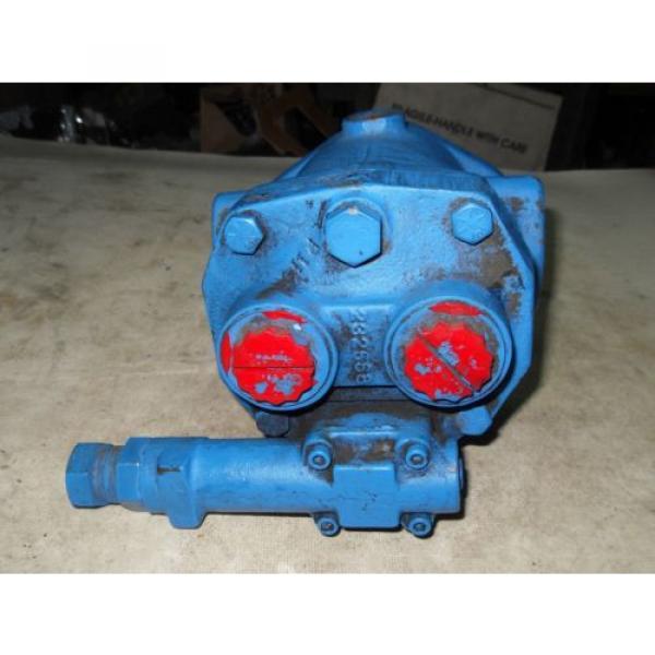 1 Bulgaria origin Vickers 02341644 Pvq13-A2R-Se3S-20-C14-12 Piston Pump X9-2 #5 image
