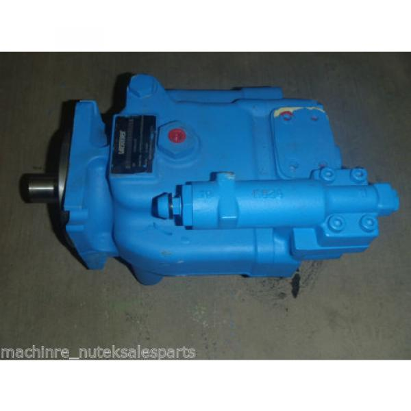 Origin Netheriands Vickers Hydraulic Pump Motor PVH057R01AA10A070000001001AB010A #1 image