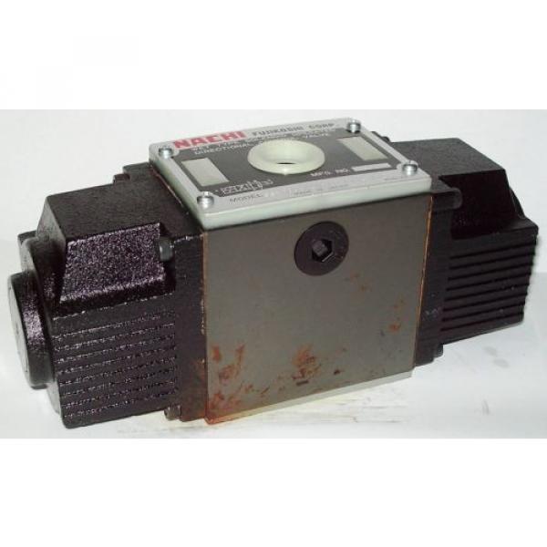 D05 TrinidadandTobago 4 Way Shockless Hydraulic Solenoid Valve i/w Vickers DG4S4-012N-WL-B 115 VAC #1 image