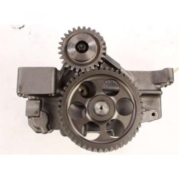 New Gambia 6165-51-1100 Komatsu Oil Pump #1 image