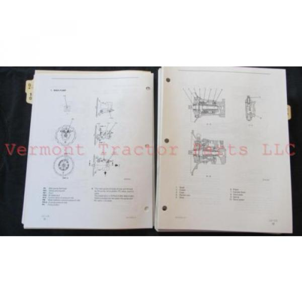 Komatsu Barbados  PC75UU-3 Excavator Service Shop Repair Manual SEBM016404 #4 image